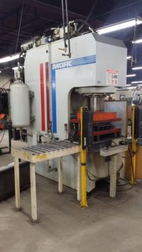 C Frame Hydraulic Press PACIFIC 200 PF-II