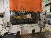 H Frame Hydraulic Press SCHULER HPDZB 200 2002-Photo 5