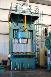 H Frame Hydraulic Press TIANJIN/PACIFIC TPY 50