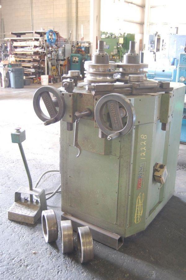 Profile Bending Machine TAURING DR/4 1984