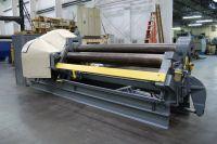 3 Roll Plate Bending Machine BERTSCH INITIAL PINCH 1958-Photo 5