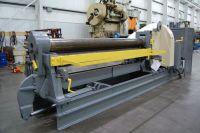 3 Roll Plate Bending Machine BERTSCH INITIAL PINCH 1958-Photo 6