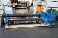 3 Roll Plate Bending Machine BERTSCH 11x15