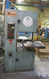 Band Saw Machine WILTON 8020