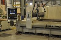 2D WaterJet OMAX 60120 2008-Photo 2