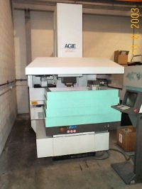 Sinker Electrical Discharge Machine AGIE INTEGRAL