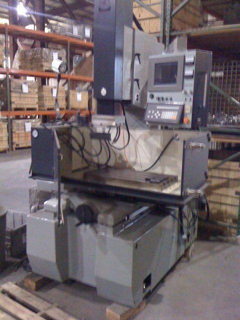 Sinker Electrical Discharge Machine BELMONT MX-246 ZNC 2007