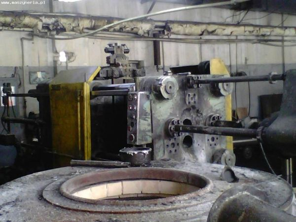 Diecasting Machine CLOP POLAK 250 1981