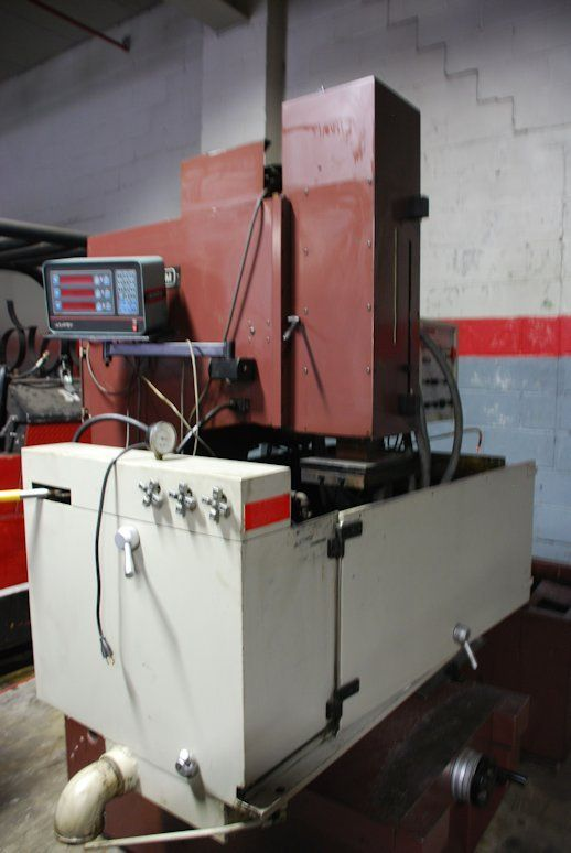 Sinker Electrical Discharge Machine HANSVEDT MASTER 1991