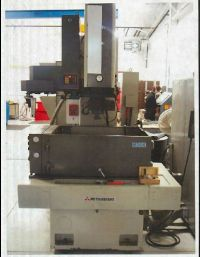 Sinker Electrical Discharge Machine MITSUBISHI M 35 K 1989-Photo 4