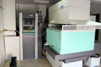 Wire Electrical Discharge Machine AGIE 150 HSS
