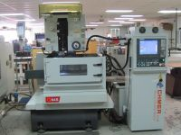 Wire Electrical Discharge Machine CHMER G 64 S
