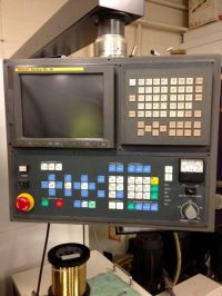 Wire Electrical Discharge Machine Fanuc OIA 2000-Photo 3