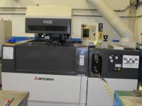 Wire Electrical Discharge Machine MITSUBISHI FA 20