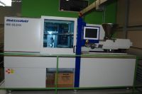Plastics Injection Molding Machine BATTENFELD HM 65/210 UNILOG B6E