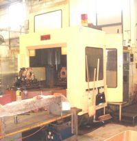 CNC Horizontal Machining Center NIIGATA HN 50 C