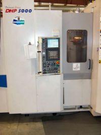 CNC Horizontal Machining Center DAEWOO DHP-5000 2005-Photo 3