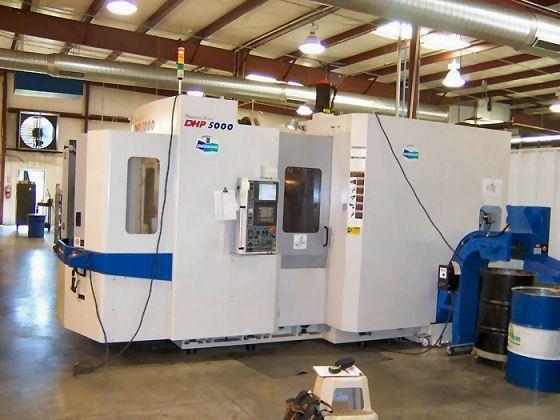 Horizontální obráběcí centrum CNC DAEWOO DHP-5000 2005
