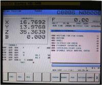 Horizontální obráběcí centrum CNC DAEWOO DHP-5000 2006-Fotografie 3
