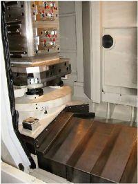 Horizontální obráběcí centrum CNC DAEWOO DHP-5000 2006-Fotografie 5