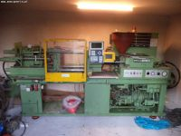 Plastics Injection Molding Machine DEMAG D-60-182