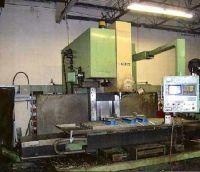 CNC de prelucrare vertical MORI SEIKI MV-80