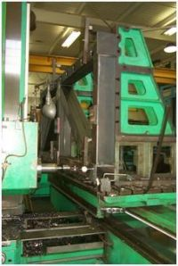 Horizontal Boring Machine LUCAS 4B-120