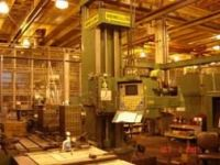 Horizontal Boring Machine GIDDINGS LEWIS PC-50