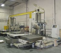 Horizontal Boring Machine TOSHIBA BTD-11