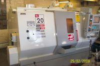 CNC Lathe HAAS SL 20