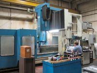 CNC Portal Milling Machine NICOLAS CORREA FP 30/40