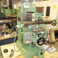 Horizontal Milling Machine LAGUN FU 100 BIOBAR