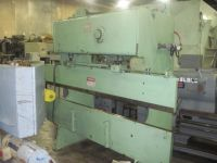 Mechanische Abkantpresse CHICAGO DREIS KRUMP 285