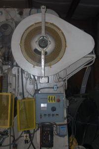 Mechanické ohraňovacie lis CINCINNATI 90 TON 1980-Fotografie 2