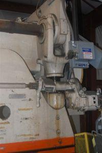 Mechanické ohraňovacie lis CINCINNATI 90 TON 1980-Fotografie 5