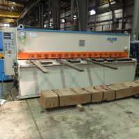 Hydraulic Guillotine Shear LVD 1/4 x 100