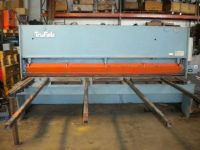 Hydraulic Guillotine Shear TRUFAB S1025
