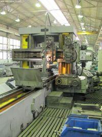 Máquina de aplainamento portal MZOR MZOR