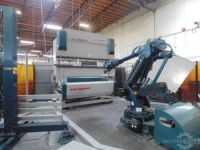 CNC Hydraulic Press Brake SALVAGNINI RORBOFORMER BENDING CELL