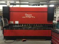 CNC hidraulikus élhajlító AMADA HFE-1704S/7