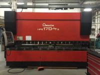 CNC 유압 프레스 브레이크 AMADA HFE-1704S/7