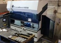 CNC Hydraulic Press Brake TRUMPF TRUMABEND V 230