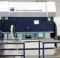 CNC Hydraulic Press Brake TRUMPF TRUMABEND V 230 X