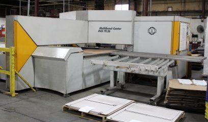 CNC máquina de dobrar RAS MULTI-BEND CENTER 79.26 2003