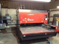 Laserschneide 2D AMADA LC 1212 A3 XL