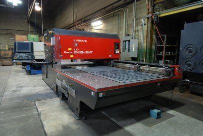 2D Laser AMADA PULSAR 2415 A3 NT 2004