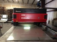 Laser 2D AMADA PULSAR 2415 NTA 4