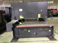 2D Laser AMADA PULSAR 2415 NTA 4 2009-Photo 5