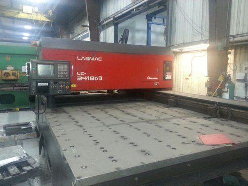 2D laser AMADA PULSAR LC 2418 AII 1997