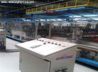 Profiliermaschine für Blech MECCANICA STAMPI 46400/6200